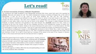Discussion on travelling in and around Kazakhstan.