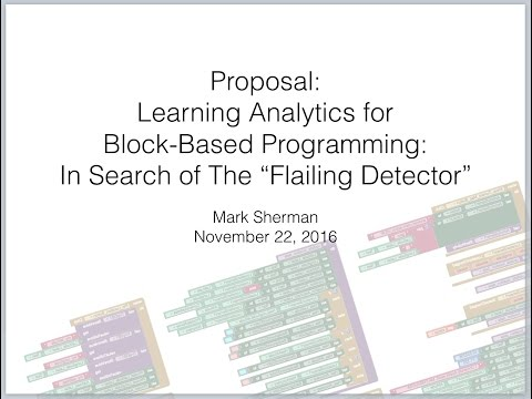 PhD Proposal Defense Hearing LIVE STREAM