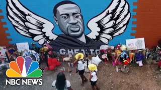 George Floyd's Family, Friends Call For Justice While Preserving His Legacy | NBC News NOW