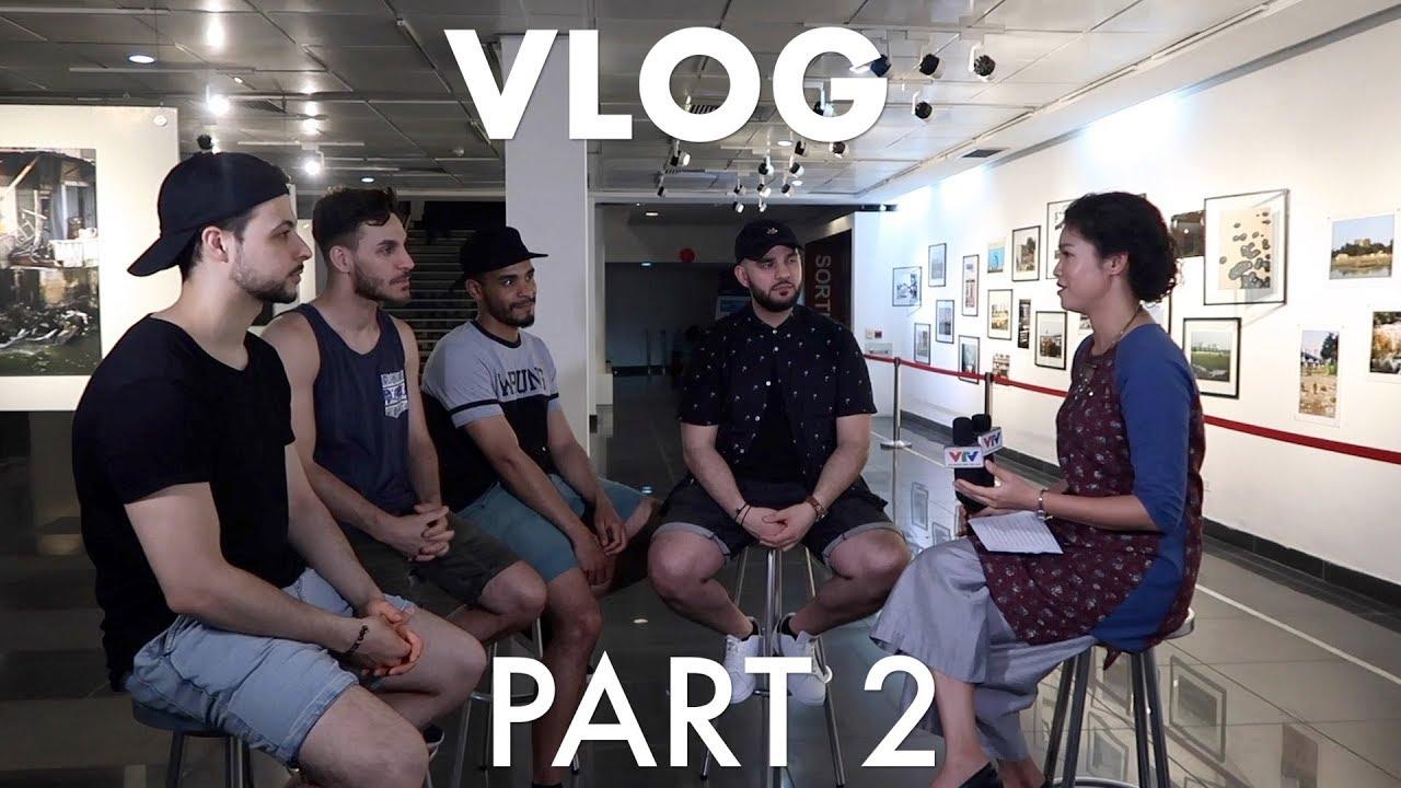 Berywam // Vietnam and Thailand - Vlog #2