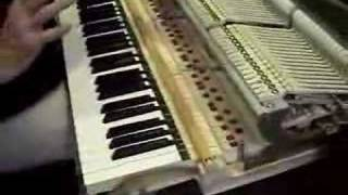Hallet Davis Piano Action Overview and Performance