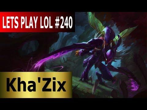 how to play kha zix reddit