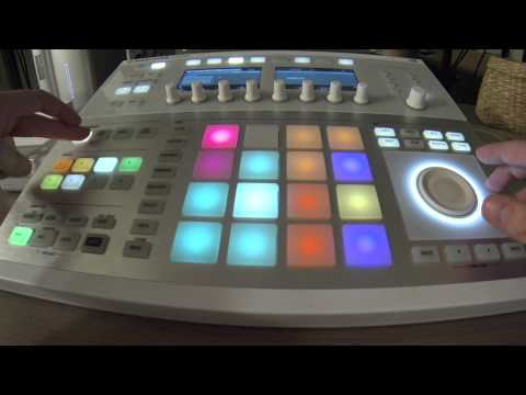 Redlining - Maschine Kit Demo