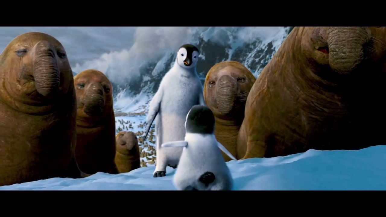 Happy Feet 2 El Pinguino Trailer 2 Espanol Latino Full Hd Youtube
