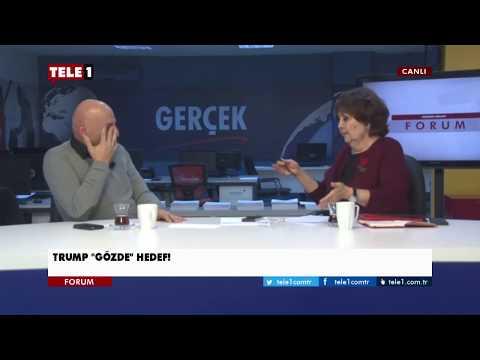 Forum - Ayşenur Arslan (10 Ocak 2018) | Tele1 TV