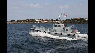 Søværnets nye patruljefartøj