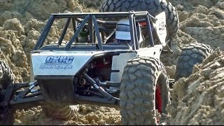 Vaterra Twin Hammers - Scale RC Rock Racer In Action