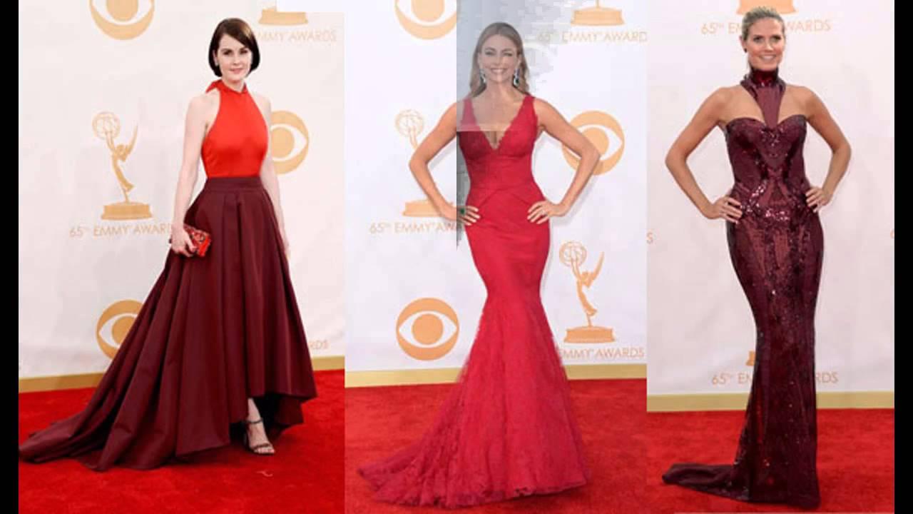 Cómo Combinar Vestido Rojo