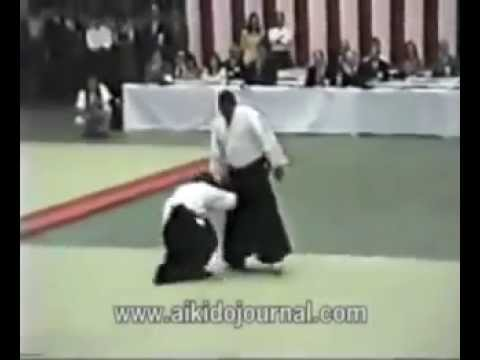 Hd Movie Star Seagal Aikido Real Destrution Demonstration Against 50 Japanese Youtube