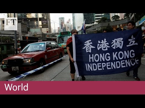 Hongkongers protest China intervention I World