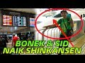 Naik Shinkansen Hasan Tiro Bonek Rock N Roll Tour Japan Bareng SID