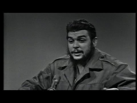 Throwback Thursday: Che Guevara on U.S.-Cuba relations in 1964