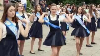 красивый танец на выпускном