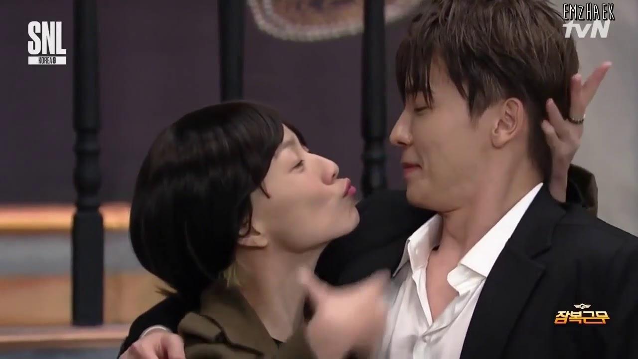 Super Junior Donghae Cut in SNL 2017 Eng Sub