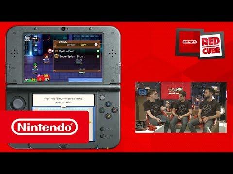 Démonstration De Mario & Luigi: Superstar Saga + Les Sbires De Bowser - Gamescom 2017 (Nintendo 3DS)