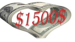 $1500$ - ЕЖЕМЕСЯЧНО !!! - СуперКопилка 2019 – РЕАЛЬНАЯ СТРАТЕГИЯ ЗАКОЛЬЦОВКИ опытного участника!