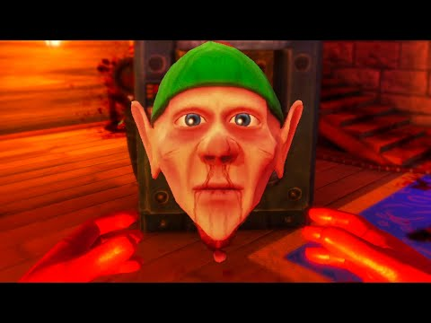 An Extremely Uncomfortable Christmas... | Viscera Cleanup Detail |