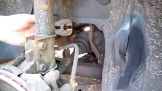 Как поменять ШРУС арналған Mazda 626