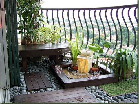 Ideje za uređenje balkona po izboru AQ Novi Sad - YouTube