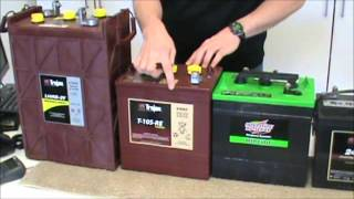 Battery - Solar Battery Options