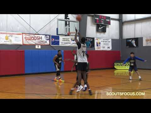 TM6 76 Nicklaude Saint Juste 6'1 166 Doane Academy NJ 2019 H'Light