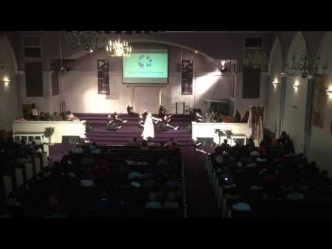 Ministering to Dry Bones by John Bidden