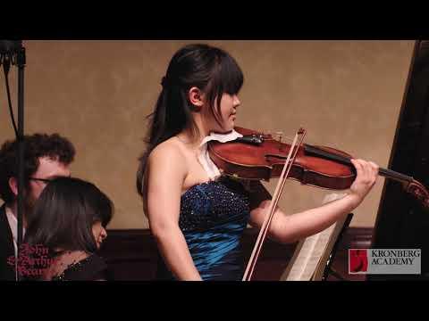 Robert Schumann (1810-1856) Drei Fantasiestücke Op. 73 - Ziyu Shen, viola - Megumi Hashiba, piano