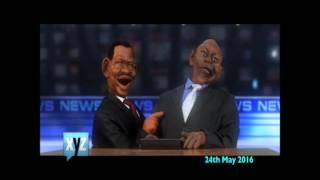 Annoying Ezekiel Mutua - The XYZ Show S11E10