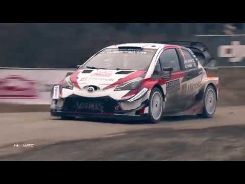 Rally Monte-Carlo Highlights Day 2