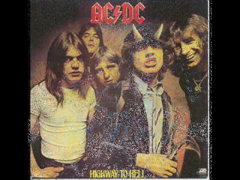 AC/DC - Touch Too Much (Original)