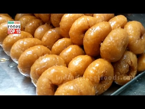 Badusha | Indian Sweets