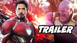 Avengers Infinity War Teaser Trailer 2 Breakdown