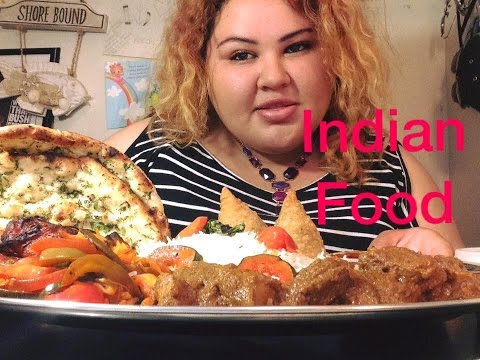 INDIAN FOOD/ MUKBANG