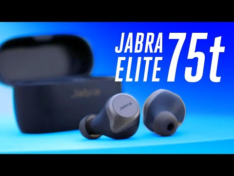 Jabra Elite 75t first look the AirPods rival gets an upgrade