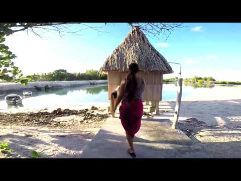 Trip to Abemama Green Eco Hotel 2017