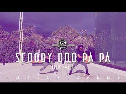 Scooby Doo Pa Pa -Tito Swing | Martin Mitchel (Choreography)| Zumba