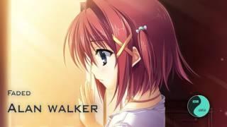 Nightcore -  Faded by Alana Walker