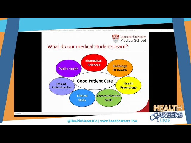 Life at Lancaster Medical School: a student perspective on a problem-based learning curriculum
