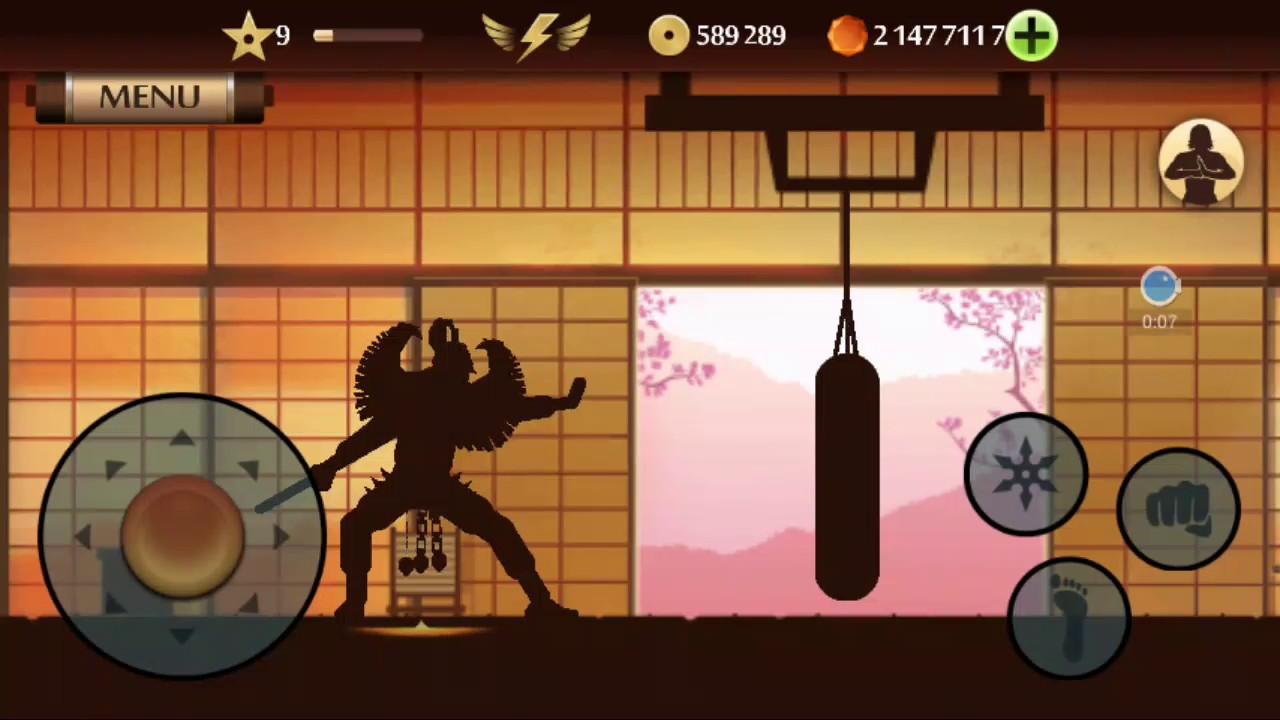 Shadow fight 2 как сделать 776