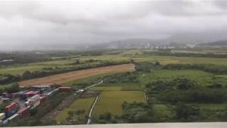 Moments before Typhoon Maria arrived to Taiwan - 2018