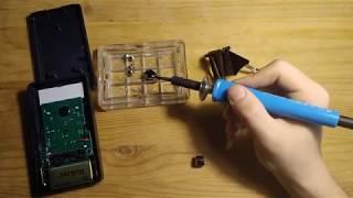 Мультиметр как припаять динамик прозвонки DT830B || Multimeter how to solder speaker calls DT830B смотреть онлайн в хорошем качестве бесплатно - VIDEOOO