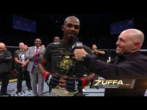 UFC 232: Jon Jones Octagon Interview