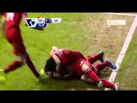 Kenny Dalglish reaction to Flanagan goal