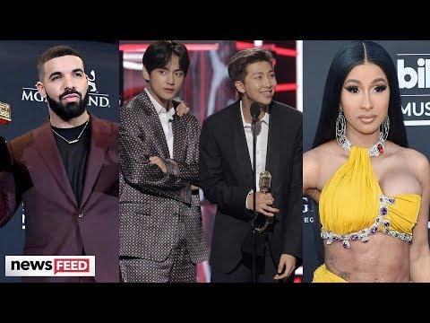 Cardi B, BTS & Drake TOP The 2019 BBMAs Winners List