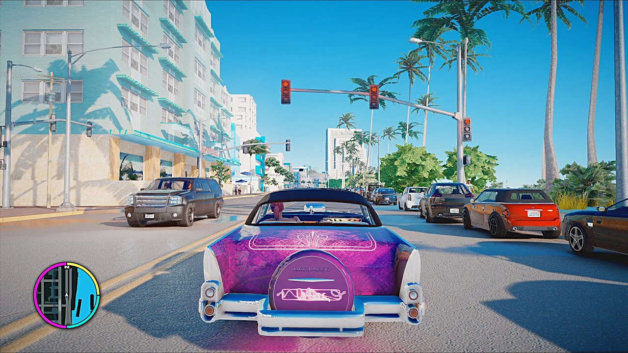 GTA: Vice City *NEW 2020* Next-Gen 4k 60fps Remastered