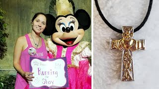 Mom Who Lost Necklace With Daughter's Ashes at Disney Pleads for Its Return