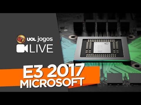 E3 2017: veja a conferência da Microsoft ao vivo e em português! Vem, monstro!