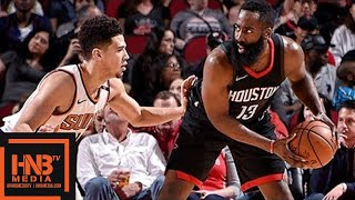 Houston Rockets vs Phoenix Suns Full Game Highlights / Jan 28 / 2017-18 NBA Season