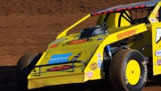 PRI 2013 - Devin Gilpin - 2013 UMP DIRTcar Modifieds Champion