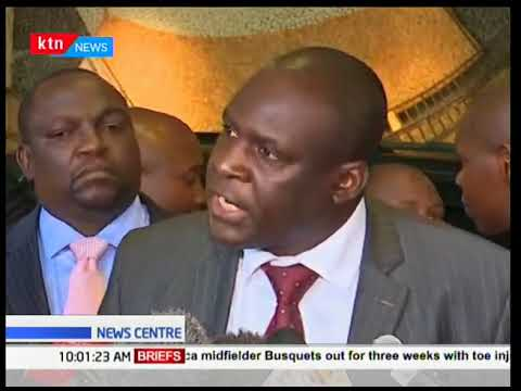 Section of NASA leaders call for an all inclusive talk